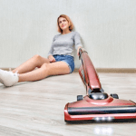 Vacuum Cleaner for Hardwood Floor